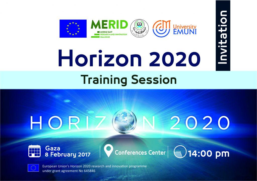 Horizon2020 – Merid