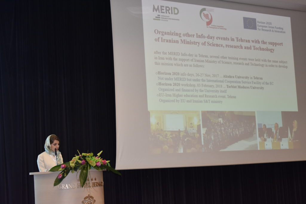 Merid Final Conference | Presentations and Photogallery – Merid